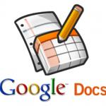 Google Docs. Удобный инструмент и хранилище для файлов